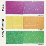 Commerciële VinylBevloering Dichte onderst-2mm Hh8816 van pvc