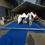 Gazebo della tenda del baldacchino del partito del Pagoda del PVC dell'alluminio di 4X4m