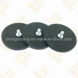 Magnete della holding del POT della Cina NdFeB della grande forza del filetto maschio M8 in azione
