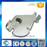 Sellado de doblez del metal de la pieza del CNC