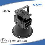 옥외 점화 IP65 100W LED 플러드 빛