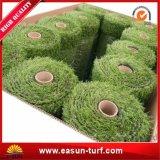 Дерновина ковра сада травы украшения сада синтетическая искусственная