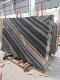 Naturalstone Acquarella elegante Brown Bookmatch-Platte-neuer Marmor in China