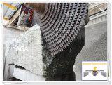 10 lâminas apedrejam a máquina do corte por blocos para o granito/mármore (DQ2200/2500/2800)