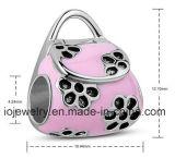 Шикарный и симпатичный розовый шарик сумки
