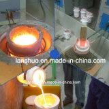 Het Verwarmen van de Inductie van de Hoge Frequentie IGBT Oven voor het Gouden Smelten