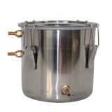 Hauptdestillation-Kupfer-Abdeckung-Kappen-Destillierapparat des Destillierkolbens des Spiritus-(selbst gemachter Spiritus zum zu trinken)
