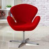 Cadeira quente da cisne do giro do metal do lazer da mobília da HOME da venda