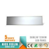 Cuadrado caliente 300*1200 de la venta que cuelga el panel ligero 36W AC100-240V del LED