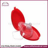 처분할 수 있는 CPR 의학 응급조치 비상사태 호흡 가면