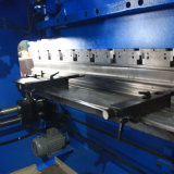Freio hidráulico da imprensa do CNC com a máquina de dobra opcional do controlador Wf67k/Y