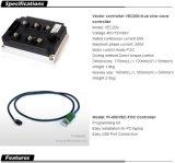 motor compato de 3kw BLDC para o ventilador elétrico da conversão 48V /72V do velomotor que refrigera/refrigerar líquido