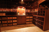 Governo classico del vino del villaggio di stile di Stactable della cremagliera di memoria della cantina per vini