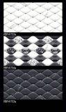 Glasig-glänzende Tintenstrahl-keramische Fußboden-Wand-Fliesen