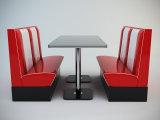 Hotel-Vorhalle-Gaststätte-Möbel-Sofa-Stand (HD374)