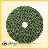 107mm grüne Ausschnitt-Platte für Edelstahl