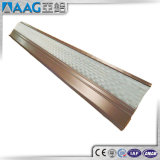 중국 OEM 광택 알루미늄 비 개골창