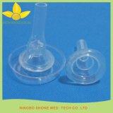 Cathéter externe Individu-Adhérent de silicones pour l'incontinence