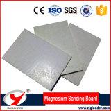 Conseil MGO, panneau d'oxyde de magnésium, surface avant et surface sablée