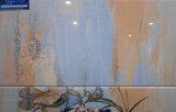 Matériau de construction, tuile en céramique de mur de modèle de peinture (600*300mm pour la salle de bains et la cuisine de décoration)
