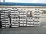 Lingot en aluminium pur 99.7%, lingot d'aluminium de qualité