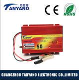 고품질 빨간 DC12V 50A 태양 에너지 시스템 배터리 충전기