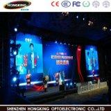 Signe polychrome d'intérieur d'Afficheur LED de la location P4.81