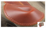 Sacchetto di viaggio dell'uomo del Duffel della pelle bovina della tela di canapa reale del cuoio (RS-8900)