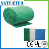 Esteira grosseira do filtro de ar de Skt-550g com tratamento de Addhesive (tipo duro)