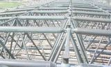 Estructura de acero del braguero de acero de la azotea de la estación de metro