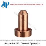 Torche de découpage thermique de plasma de dynamique du gicleur 9-8210 de plasma SL60/SL100