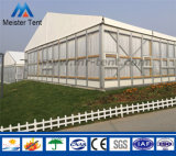 Barraca luxuosa do famoso do PVC do alumínio para o desempenho exterior