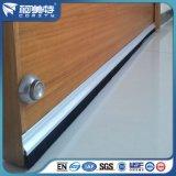 Profil en aluminium anodisé normal de la CE pour la bande de balai de porte
