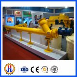 Transportador de tornillo tipo U para mezclador de hormigón (diámetro 219 mm)