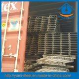 Гальванизированная крыша сточной канавы c стальная/полиняла Purlins для строительного материала