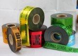 Heißer Verkaufs-nachweisbares Vorsicht-Band für Tiefbaukabel-WARNING