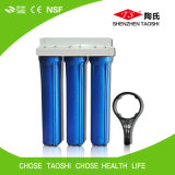 Edelstahl-Wasser-Filter-Reinigungsapparat 600L 800L 1000L