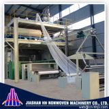 Singola S pp Spunbond macchina non tessuta fine del tessuto di qualità 1.6m