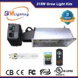 Mejor Vega de aluminio de tipo amplio integrado HPS / MH crecer reflector de luminaria