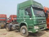 HOWOのトラックヘッドの新しい336HP Sinotruck HOWOのトラクターのトラック