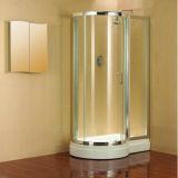 Verres de sûreté Tempered d'espace libre de salle de bains