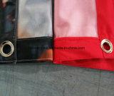 Bandiera del tessuto del poliestere di colore completo (SS-SF101)
