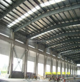 Oficina pré-fabricada do açúcar da construção de aço com baixo preço
