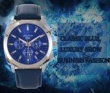 Relógios de Mens grandes Multifunction Digitas luminosas do negócio do seletor