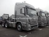 Nuova testa pesante del trattore della Hyundai 6X4 con la trazione di tonnellata 80-100