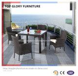 Tabella pranzante e presidenze del patio del giardino per mobilia esterna (TG-930)
