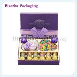 Contenitore impaccante di cioccolato su ordinazione di cerimonia nuziale