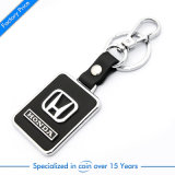Atacado Car Leather Key Ring Gift
