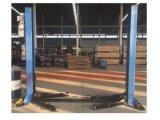 Подъем Экстренн-Широкого столба Floorplate двойного электрический автомобильный