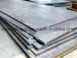 Plaque en acier à faible alliage d'acier au carbone (Q345, S355JR, 1.0045, SS490)